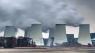 Braucht so einige CO2-Zertifikate: Ein Braunkohlekraftwerk in Brandenburg