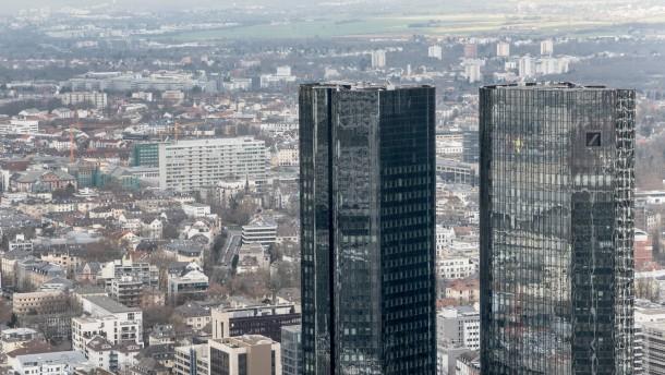 Amerikas Börsenaufsicht prüft Hypothekengeschäfte der Deutschen Bank