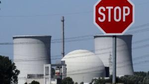 Einigung zu Gesetz für Atom-Altlasten