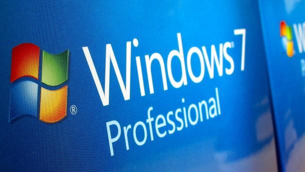 Jeder dritte PC-Nutzer hat noch Windows 7