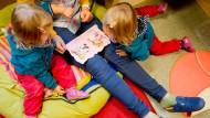 Deutsche für kostenfreie Kita-Plätze ab vier Jahren