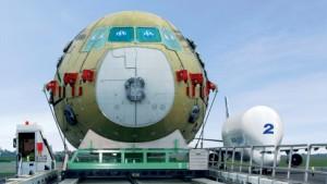 A400M-Verspätung beschert EADS tiefrote Zahlen