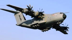 Spanien spricht von Einigung im A400M-Streit