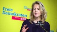 Seit 2000 Mitglied der FDP: Die neue Generalsekretärin Linda Teuteberg