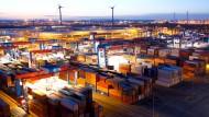 Deutsche Firmen-Chefs lassen sich die Laune nicht verderben