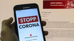 Die Arbeit an der Corona-App geht voran