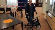 """""""Mir geht's gut"""": Wilma Schohsmann, 81 Jahre"""