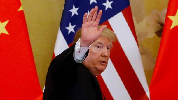 Washington verhängt 200-Milliarden-Sonderzölle auf China-Importe