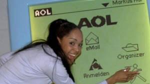 AOL-Aktien steigen trotz gesenkter Prognosen