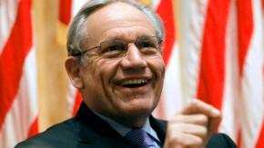 File photo of Bob Woodward in Yorba Linda