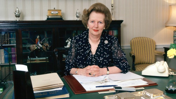 Bye-bye, Thatcher!