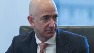 Warum Trump gegen Amazon twittert