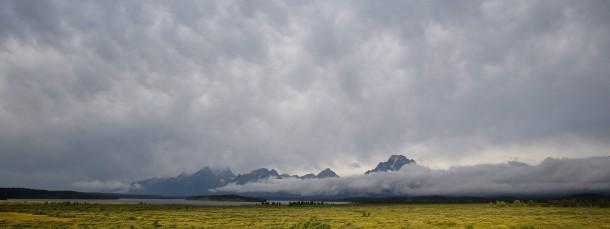 Diese schöne Aussicht können die Notenbanker in Jackson Hole genießen.