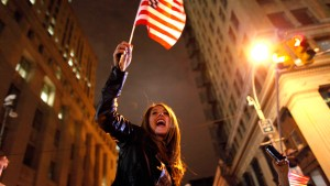 Wall Street erleichtert nach Bin Ladins Tod
