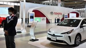 Toyota erzielt Rekord-Quartalsgewinn