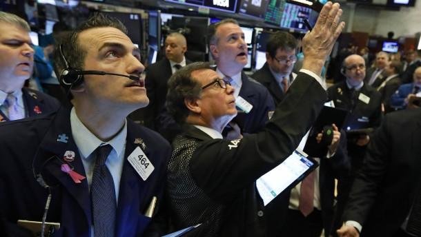 Zinssenkung der Fed zeigt wenig Wirkung