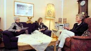 Mehr Zeit für pflegebedürftige Angehörige
