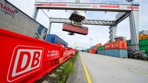 Streit um DB Cargo beigelegt