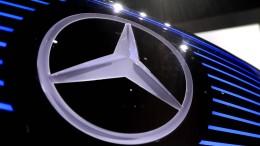 Daimler bestätigt Kronzeugenantrag gegenüber EU