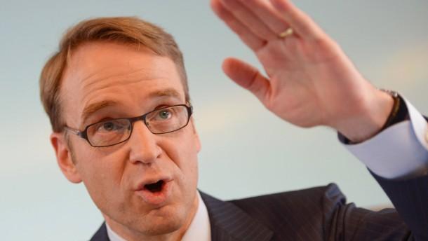 Bundesbankchef: Banken können abgewickelt werden