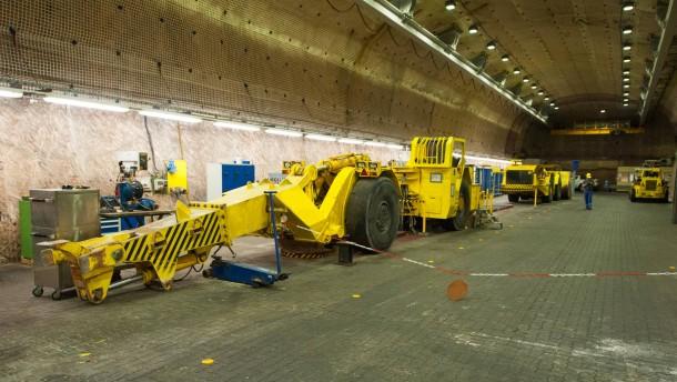 RWE klagt gegen Schließung von Gorleben
