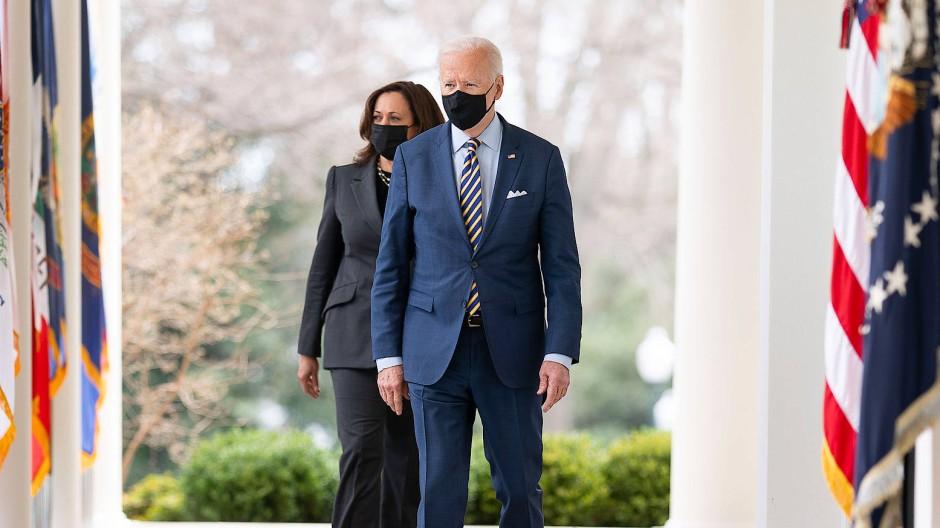 Will Amerika weniger abhängig in kritischen Technologien machen: Joe Biden