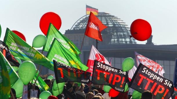Das sind die Knackpunkte von TTIP