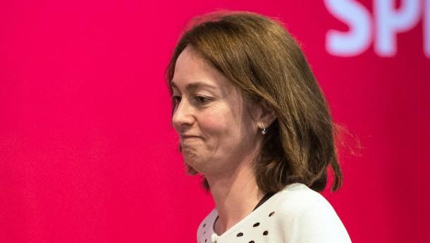 SPD nennt Privatleben Albigs als Grund für die Wahlniederlage