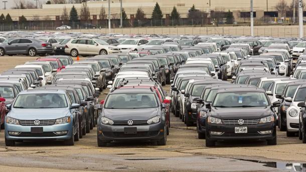 Volkswagen verkauft so viele Autos wie nie zuvor