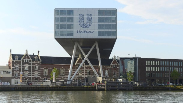 Unilever gibt Firmensitz in London auf