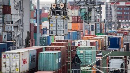 Deutscher Export knackt Billionen-Marke schon jetzt