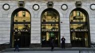 Neue Großbank ensteht in Italien