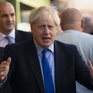 Trifft heute Jean-Claude Juncker: Großbritanniens Regierungschef Boris Johnson.