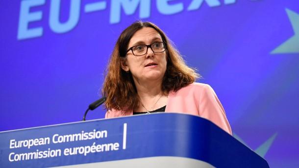 EU kritisiert Trumps Fristverlängerung