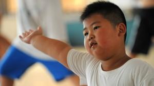 Die dicken Kinder von Schanghai