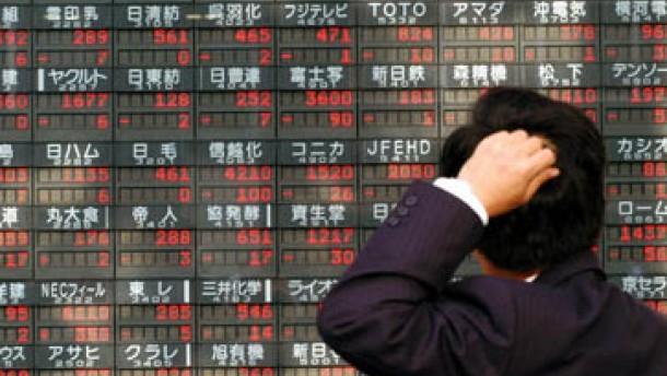 Japans Elektronikbranche gerät unter Druck
