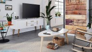 Amazon-Werbung mit Ikea-Stuhl