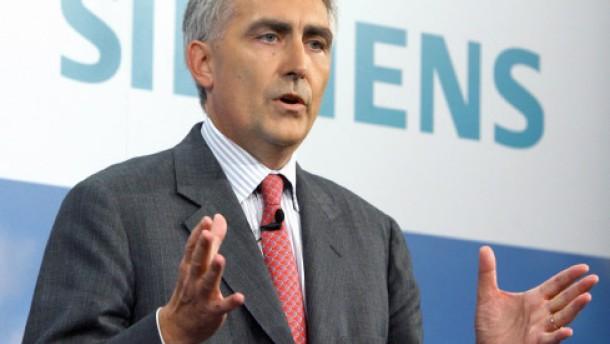 Siemens vertagt Entlastung der Vorstände