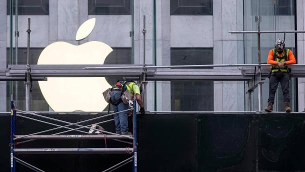 Apple rückt von Intel ab