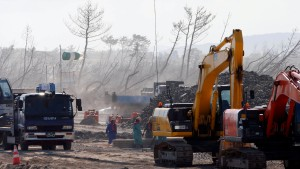 Wiederaufbau-Geld floss in ganz andere Projekte