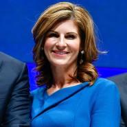 Löst zusammen mit Christian Klein (links) Bill McDermott bei SAP ab: Jennifer Morgan.