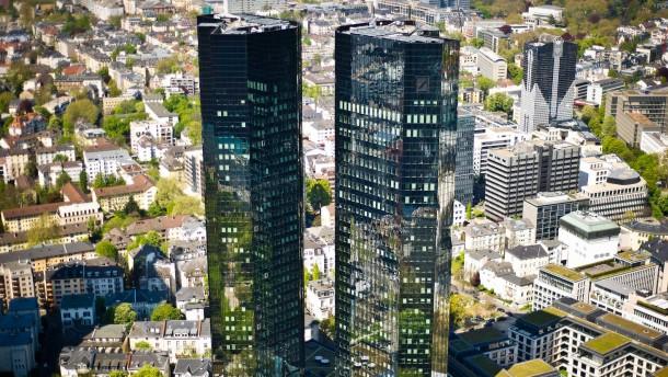 Deutsche Bank schließt Investmentbanking in Russland