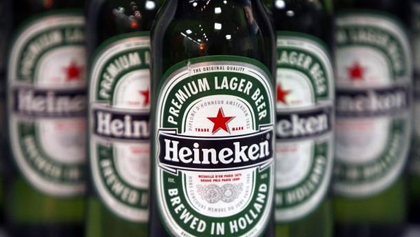 Ein neuer Chef für Heineken