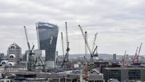 Leerstand auf dem Londoner Immobilienmarkt