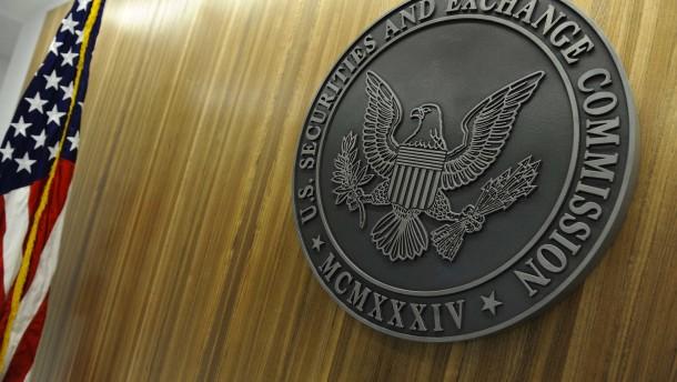 SEC zahlt  Rekordprämie für Informanten