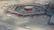 Der Flughafen Berlin Tegel