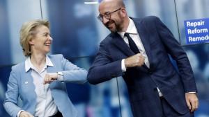 Ungarn und Polen drohen leer auszugehen