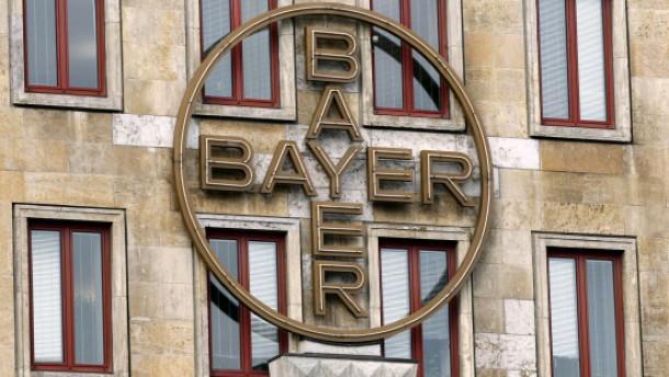 Neuer Besen bei Bayer