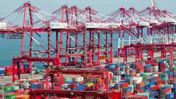 China ist Deutschlands wichtigster Handelspartner