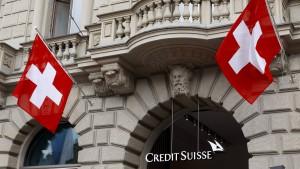 Weniger Schwarzgeld in der Schweiz